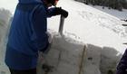 上載積雪荷重測定